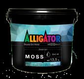 Alligatör Moss Tüm Renkler 13.5 L