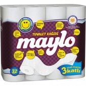 Maylo Üç Katlı Tuvalet Kağıdı 32 Rulo