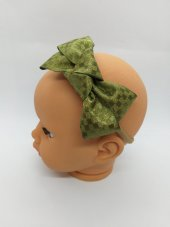 Melkady 095ye Saç Bandı (Yeşil)