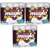 Maylo Üç Katlı Tuvalet Kağıdı 3 X 32 Rulo