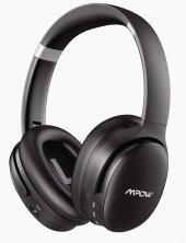 Mpow H10 Anc Bt Kulak Üstü Kulaklık Siyah...