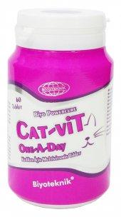 Biyoteknik Cat Vit One A Day Tablet