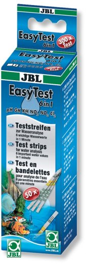 Jbl Easy Test 6 İn 1 Hızlı Test Çubukları