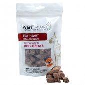 Warfnaturals Freeze Dry Köpek Ödülü Dana Yürek 40 Gr