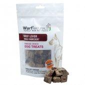 Warfnaturals Freeze Dry Köpek Ödülü Dana Karaciğer 40 Gr