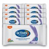 Activex Antibakteriyel Islak Mendil Hassas 9...