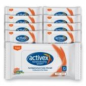 Activex Antibakteriyel Islak Mendil Aktif 9...