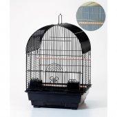 Kafes 1501 P Papağan Pirinç 36x40,5x51 Cm