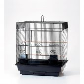 Kafes 81701 R Papağan Renkli 47x36x51,5 Cm