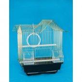 Kafes H1106a P Gold Çin Evi 30x23x51 Cm