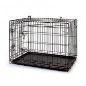 Katlanabilir Köpek Kafesi 60x45x53 Cm 621a