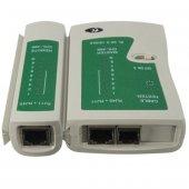 Powermaster Rj 45 Rj 11 Kablo Test Aleti Pm...