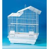 Kafes 1702 R Papağan Renkli Çin 46,5x36x57,5 Cm