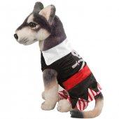Köpek Kıyafeti S2012 018 L Korsan Erkek