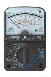 Analog Multimetre Ölçüm Cihazı Ks 268 640016