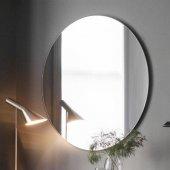 Chic Life Altair Dekoratif Oval Yuvarlak Ayna...