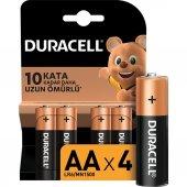 Duracell Alkalin Aa Kalem Pil (4 Lü)