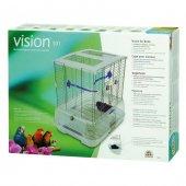 Vision Model S01 Kuş Kafesi 45,7x35,6x50,8 Cm