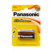 Panasonic Alkalin Power Kalem Pil Aa 2 Adet