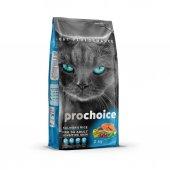 Prochoice Cat Pro 34 Yetişkin Somonlu Kedi...