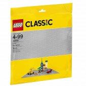 Lego Orjinal Büyük Boy Classic Gri Zemin 10701