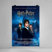 Harry Potter Film Afişi - Harry Potter Serisi Filmi Posteri