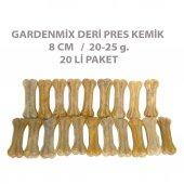 Gardenmix Deri Pres Kemik 8 Cm 20 25 Gr 20li Paket