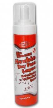 Biyoteknik Herbio Dry Foam Şampuanı 250 ml