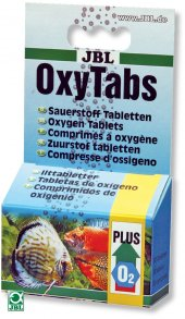 Jbl Oxygen Tablet Oksijen Tableti 50 Adet