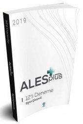 Sorubankası Net 2019 Ales Plus Dijital Çözümlü 12 Deneme