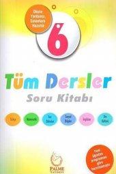 Palme Yayınları 6.sınıf Tüm Dersler Soru Kitabı