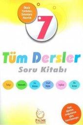 Palme Yayınları 7.sınıf Tüm Dersler Soru Kitabı