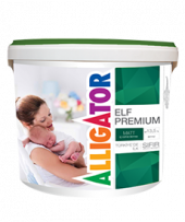 Alligatör Elf Premium Matt Bütün Renkler 13,5 L...