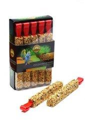 Gold Wings Premium Muhabbet Kuşu Balli Meyveli...