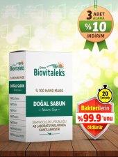 Green Biovitaleks Doğal Sabun