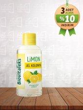 Green Biovitaleks Jel Kolonya 50 Ml