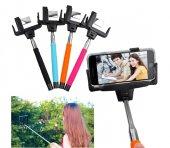 Mobile World Bluetooth Selfie Çubuğu D09 Aynalı Uzaktan Kumandalı