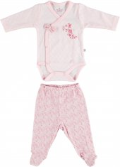 Bibaby Pink Flowers Kravuze Badi 56569