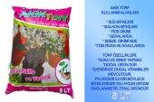 Torf İthal Çiçek Toprağı Bitki Toprağı Akik Torf 5lt