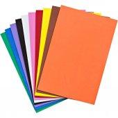 Nova Color Eva 20x30 Karışık Renk 10 Lu (Nc...