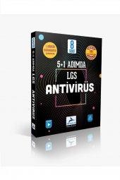 Paraf Yayınları Lgs 1. Dönem 5 + 1 Adımda Antivirüs Deneme