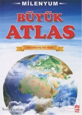 Saygı Millenyum Büyük Atlas(Güncellenmiş Baskı)