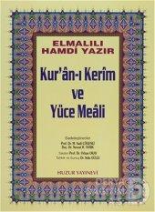 Huzur Kuran I Kerim Cami Elmalı Meal Hafız Osman