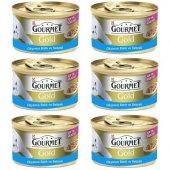 Gourmet Gold Okyanus Balıkli Kedi Konservesi 85 Gr X 6 Adet