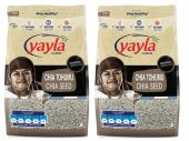 Yayla Gurme Chia Tohumu 500 Gr 2 Adet