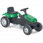 Pilsan Active 6v Akülü Traktör 05 116 (Yeşil)