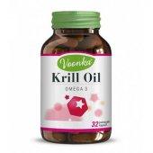 Voonka Krill Oil Omega3 32 Yumuşak Kapsül