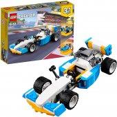 Lego Creator Olağanüstü Araçlar 31072