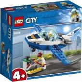 Lego City Gökyüzü Polisi Jet Devriye 60206