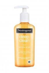 Neutrogena Deep Clean Yüz Temizleme Jeli 200 Ml